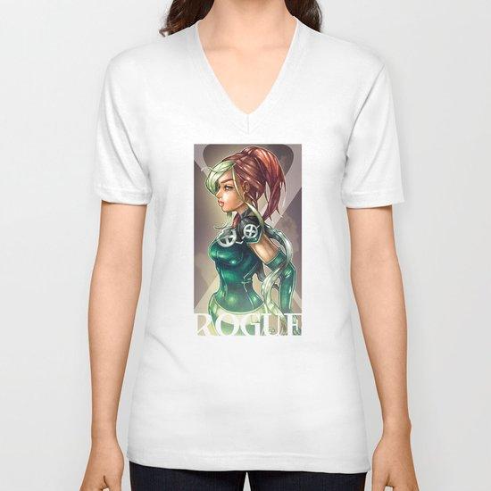 ROGUE V-neck T-shirt