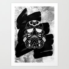 Storm Trooper #2 Art Print