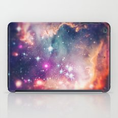 The Universe under the Microscope (Magellanic Cloud) iPad Case