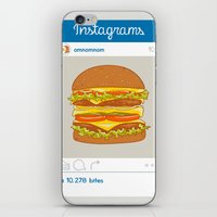 Instagrams iPhone & iPod Skin