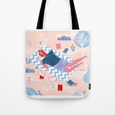 I Have Always Imagined T… Tote Bag