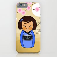 Kokeshi Mizuki iPhone 6 Slim Case
