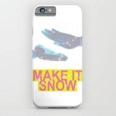 make it snow iPhone 6s Slim Case