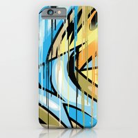 iPhone & iPod Case featuring Drips war by squadcore