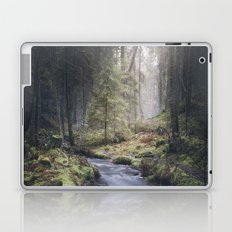 Silent whispers Laptop & iPad Skin