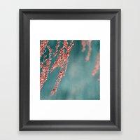For Novemberblues... Framed Art Print