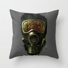 Spores Throw Pillow
