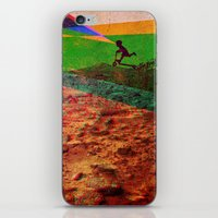 Life On Mars? iPhone & iPod Skin