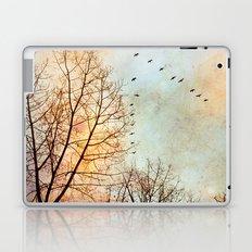 January Laptop & iPad Skin
