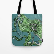 Death of a Siren Tote Bag