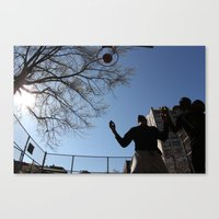 Perfect Shot Canvas Print