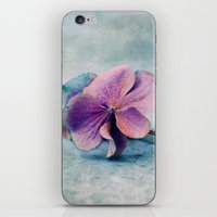 Miss April iPhone & iPod Skin