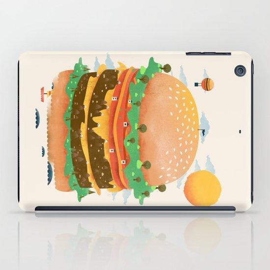 Burgerland iPad Case