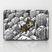 Lost At Sea (M83) iPad Case