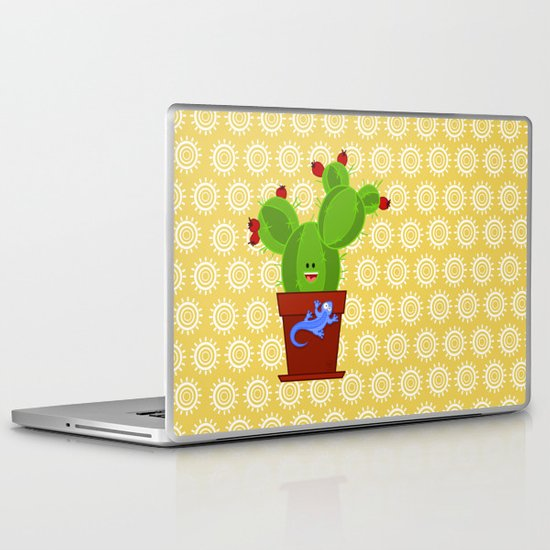 my dear cactus Laptop & iPad Skin
