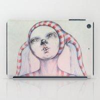 The Bunny rabbit iPad Case