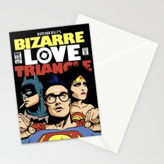 Bizarre Love Triangle: The Post-Punk Edition Stationery Cards