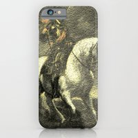 Charles V On His Horse iPhone 6 Slim Case
