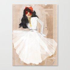 I Miss You Canvas Print