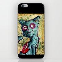 Petey iPhone & iPod Skin