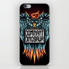 Dominant Owl iPhone & iPod Skin
