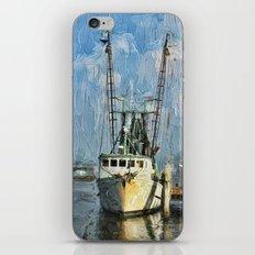 Fishing Anyone iPhone & iPod Skin