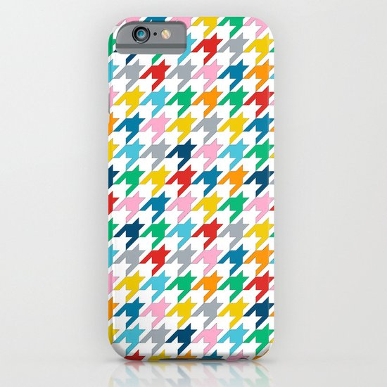 Puppytooth iPhone & iPod Case