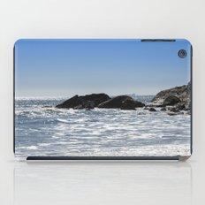 Cornishseascapes Gunwalloe 01 iPad Case