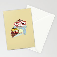Snug Owl Stationery Cards