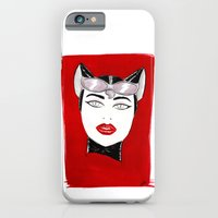 80's Fashion Catwoman iPhone 6 Slim Case