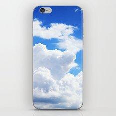 Blue Sky iPhone & iPod Skin