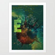 emundo Art Print