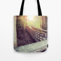 Sun in the Park Tote Bag
