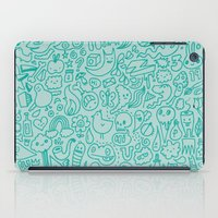 Chalk Doodle iPad Case