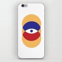 C I R   Eye iPhone & iPod Skin
