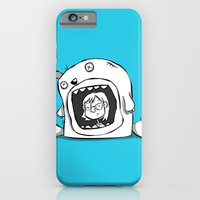 iPhone & iPod Case featuring House Bunny by MindyLouHagan
