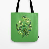 Sir Charles Cthulhu Tote Bag