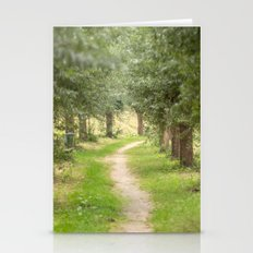Willow Lane II Stationery Cards