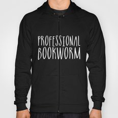 Professional bookworm - Inverted Hoody