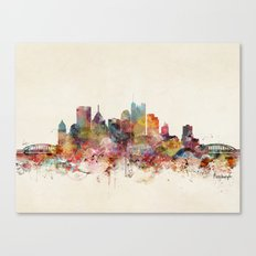 Pittsburgh Pennsylvania … Canvas Print