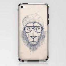 Cool lion iPhone & iPod Skin