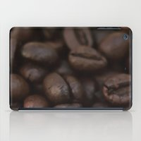 Coffee Beans In Glass Ja… iPad Case