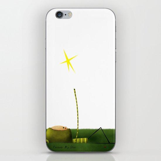 ...Star iPhone & iPod Skin