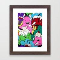 cherry II Framed Art Print
