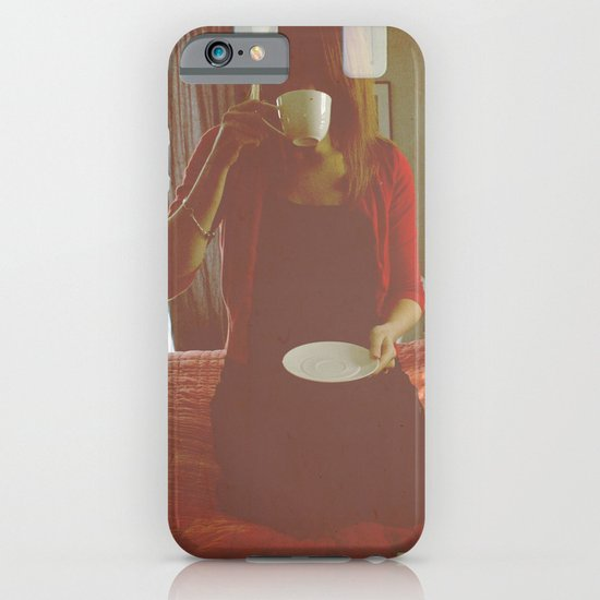 time for a spot of breakfast iPhone & iPod Case