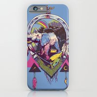 iPhone & iPod Case featuring bona fortuna by Julia Sonmi Heglund