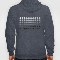 50 shades of grey Hoody