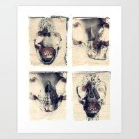 X Ray Terrestrial No. 7 Art Print