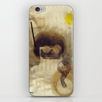 Bcsm 001 (captain) iPhone & iPod Skin