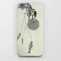 April | Collage iPhone 6 Slim Case
